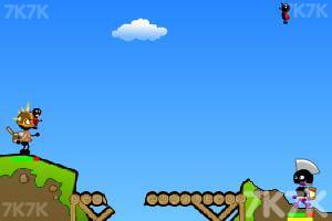 《火柴人-炮筒战士》游戏画面3