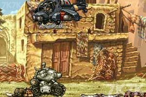 《合金弹头迷你版2》游戏画面6