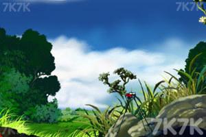 《蜘蛛捕食》游戏画面5