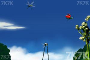 《蜘蛛捕食》游戏画面6