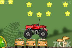 《玩具卡车破坏之路》游戏画面3