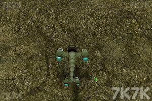 《宇宙战斗机3D版》游戏画面2