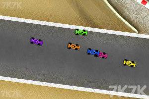 《疯狂F1极速漂移赛》游戏画面3