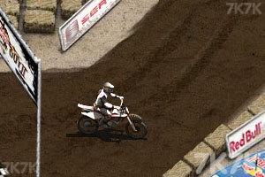 《红牛摩托漂移赛》游戏画面1
