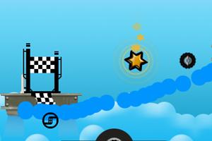 《动力轮胎画线2》游戏画面1