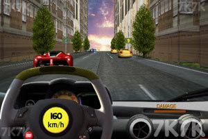 《3D真实赛车》游戏画面5