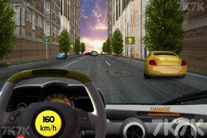 《3D真实赛车》游戏画面4