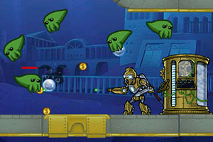 《海底守卫者无敌版》截图1