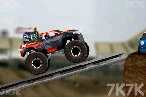《特技四驱车2》游戏画面2
