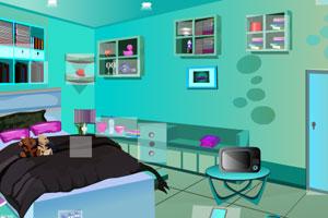 《逃出小男孩的卧室》游戏画面1