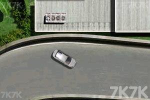 《海滩漂移赛车》游戏画面7