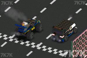 《3D乐高四驱车》游戏画面3