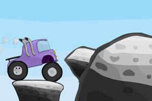 《疯狂越野小车》游戏画面1