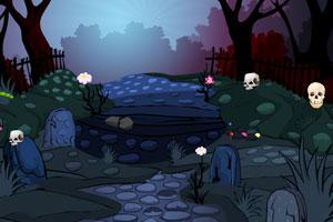 神秘墓地逃脱