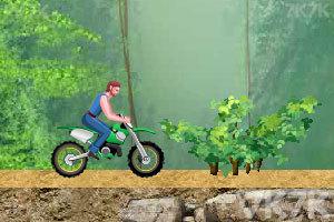 《特技摩托挑战赛》游戏画面2
