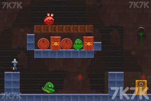 《索罗队长之秘密实验室》游戏画面4