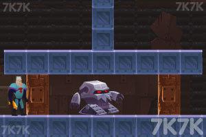 《索罗队长之秘密实验室》游戏画面5