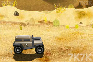 《沙丘地形赛》游戏画面3