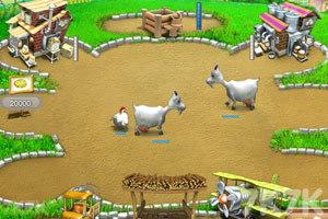 《疯狂农场之比萨派对》游戏画面2