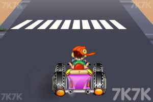 《急速卡丁车》游戏画面1
