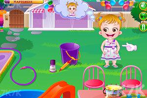 《可爱宝贝过家家》游戏画面4