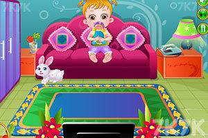 《可爱宝贝过家家》游戏画面2