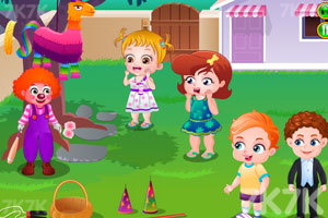 《可爱宝贝过家家》游戏画面5