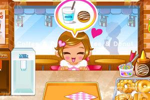 《可爱甜甜圈小店》游戏画面8