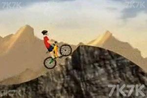 《山地自行车挑战赛》游戏画面4