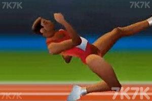 《百米赛跑》游戏画面3