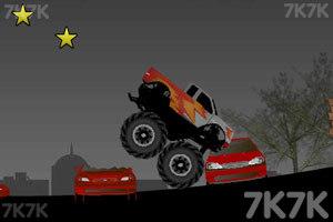 《疯狂爆炸四驱车》游戏画面3