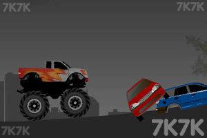 《疯狂爆炸四驱车》游戏画面4