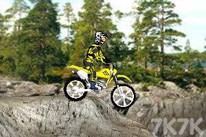 《越野摩托车2》游戏画面2