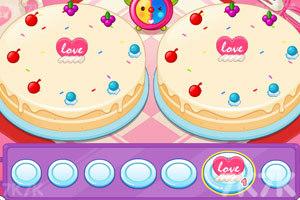 《阿sue做蛋糕》游戏画面5