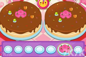《阿sue做蛋糕》游戏画面2