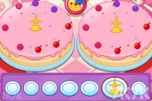 《阿sue做蛋糕》游戏画面4