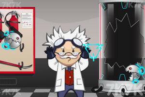 《拯救被困博士》游戏画面4