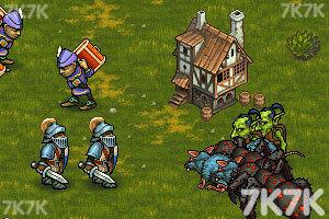 《皇城护卫队无敌版》游戏画面5
