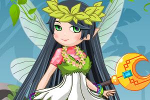 《春天的精灵》游戏画面1