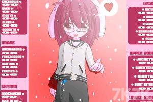 《可爱兔女郎》游戏画面4