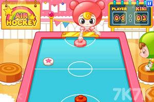《可爱桌上曲棍球》游戏画面4