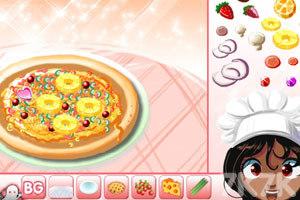 《制作水果比萨》游戏画面5