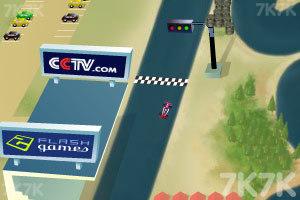 《F1方程式赛车双人版》游戏画面5