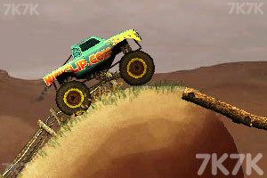 《怪物四驱车》游戏画面1
