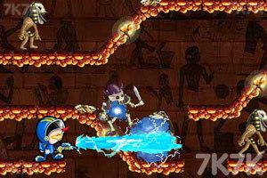 《幽灵战士》游戏画面3