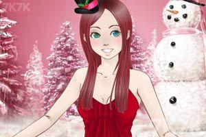 《圣诞七国美女》游戏画面4