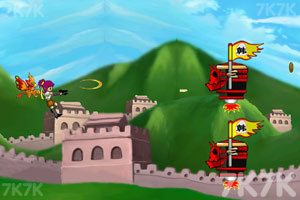 《空中四斗士》游戏画面4