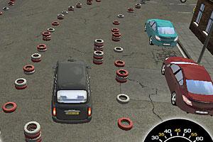 《伦敦出租车赛》游戏画面1