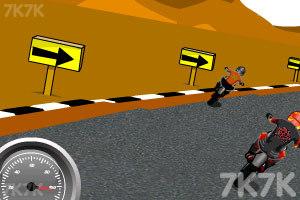 《摩托计时赛》游戏画面8