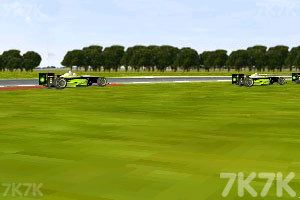 《F1赛车体验版》游戏画面4